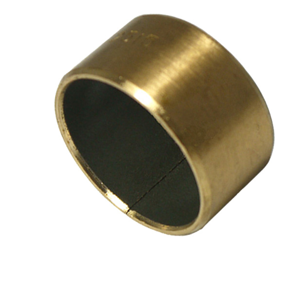 Bronze backing PTFE composite bushing