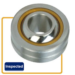 GEC radial spherical plain bearing