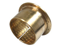 FB090F Flange Wrapped Bronze bushing