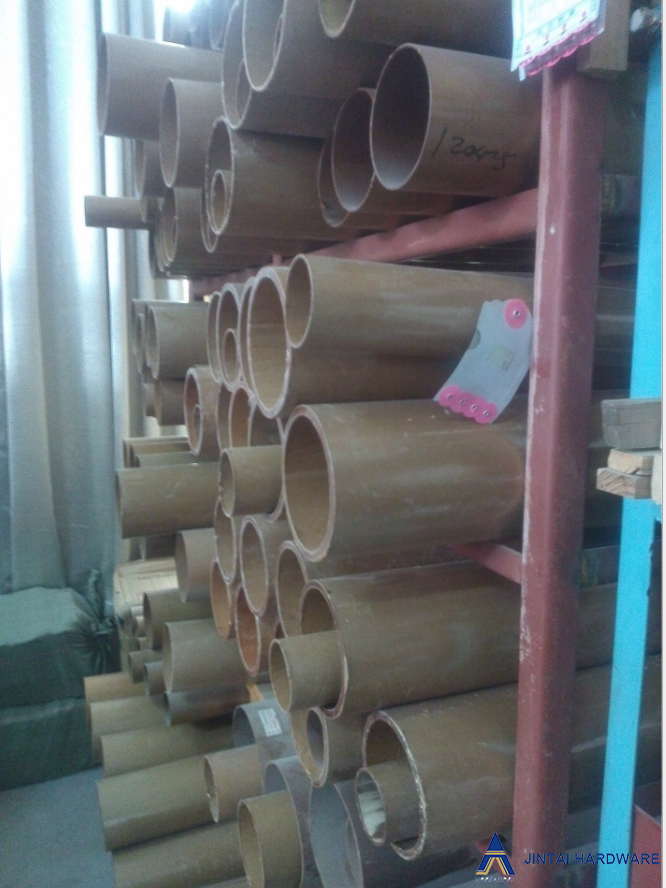 fabric phenolic semi-finished products (pipe)